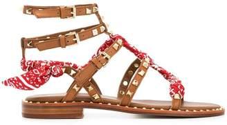 Ash Pax studded sandals