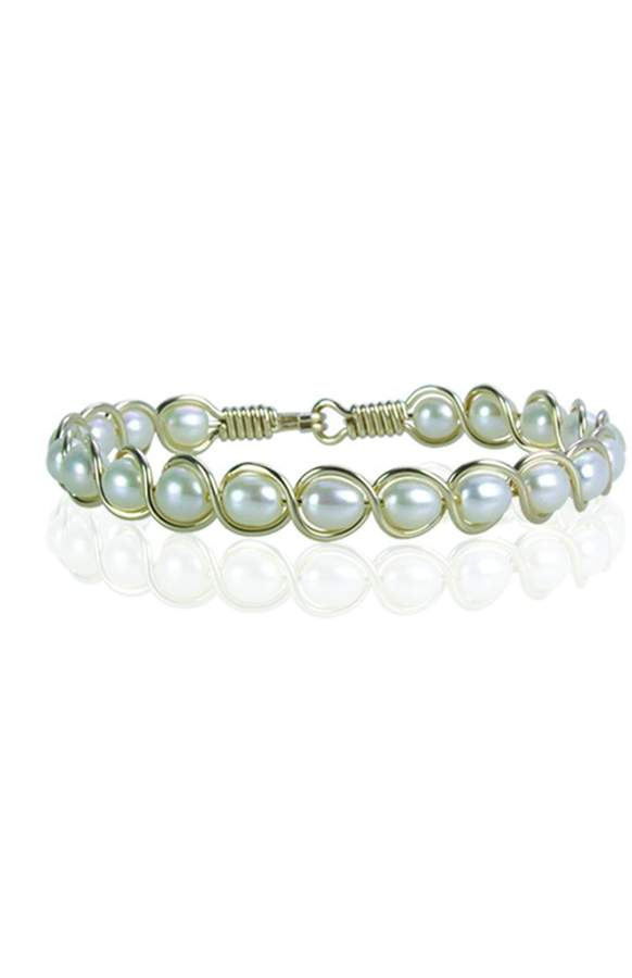 Ronaldo Designer Jewelry Natural Charm Bracelet