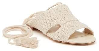 Joie Fai Ankle Wrap Sandal