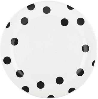 Kate Spade Deco Dot Dinner Plate