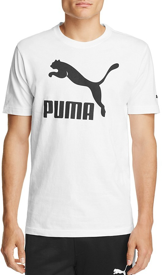 PUMA Archive Life Logo Tee