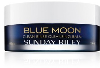 Space.nk.apothecary Sunday Riley Blue Moon Tranquility Cleansing Balm $50 thestylecure.com