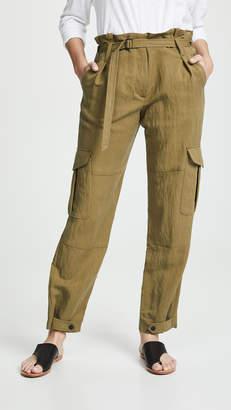 2cc1a538aeb Olive Cargo Pants Women - ShopStyle Australia