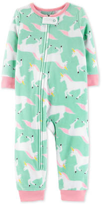 Carter's Toddler Girls Unicorn-Print Pajamas
