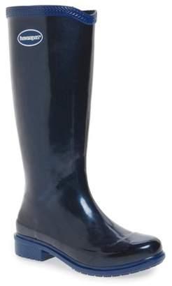 Havaianas 'Galochas Hi Metallic' Waterproof Rain Boot