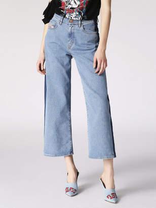 Diesel WIDEE Jeans 084YB - Blue - 23