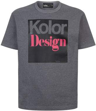 Kolor Logo T-Shirt