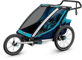 Thule 2019 Chariot Cross 2 Multisport Double Cycle Trailer/Stroller