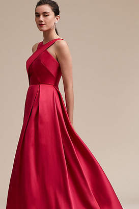 Anthropologie Henderson Wedding Guest Dress