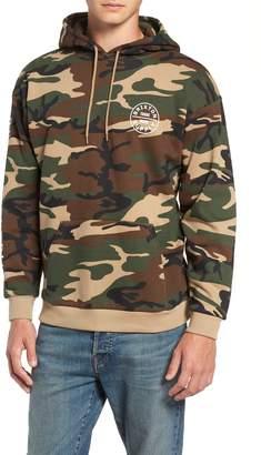 Brixton Oath SV III Hooded Sweatshirt