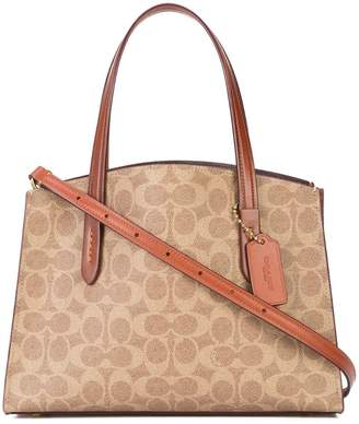 Coach Charlie Carryall bags