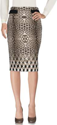 Class Roberto Cavalli Knee length skirts - Item 35334446CJ