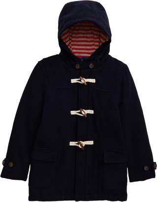 Boden Mini Wool Duffle Coat
