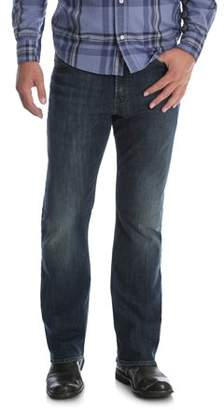 Wrangler Men's Relaxed Boot Jean with Stretch