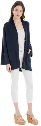 Max Studio linen and cotton cardigan