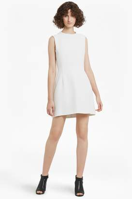 French Connenction Whisper Light Sleeveless Highneck Dress