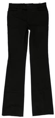 Joseph Mid-Rise Wide-Leg Pants w/ Tags