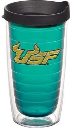 Tervis Tumbler Collegiate South Florida Plastic Travel Tumbler