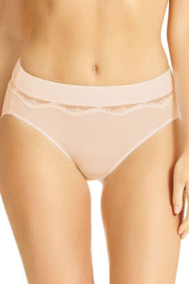 Kayser NEW 'Amy' Mid-Rise Brief 14RMR60 Nude