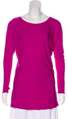 Vince Dolman Long Sleeve Top