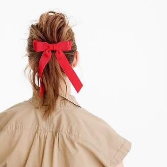 J.Crew Grosgrain ribbon hair tie