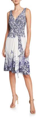 Elie Tahari Harlow Sleeveless Dress