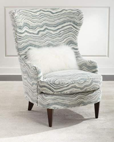 AmbellaAmbella Begonia Wing Chair