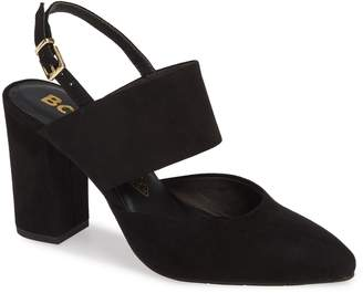 BC Footwear Value Vegan Slingback Pump