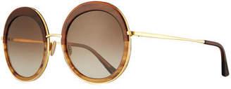 Abella Sunday Somewhere Round Sunglasses