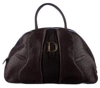 Christian Dior Double Saddle Bag