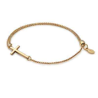 Alex And AniAlex and Ani Cross Pull Chain Bracelet