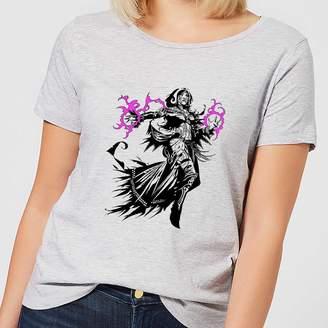 Liliana Magic The Gathering Character Art Women's T-Shirt