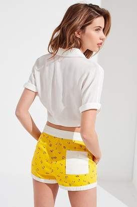Urban Outfitters Gidget Tie-Front Board Short
