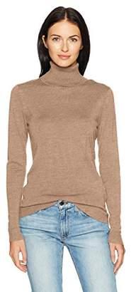 Pendleton Women's Timeless Merino Wool Turtleneck Sweater
