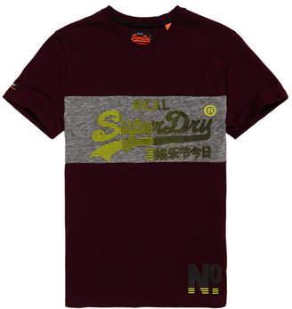 Superdry Vintage Logo 1st Panel T-Shirt
