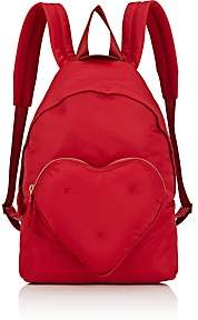 Anya Hindmarch Women's Chubby Heart Backpack - Red