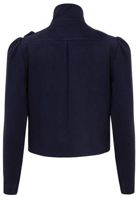 Alice + Olivia ADDISON CROPPED JACKET