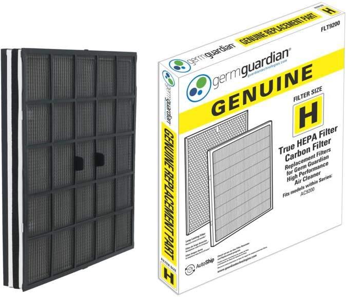 Guardian Technologies GermGuardian FLT9200 Filter H True HEPA Replacement