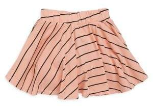 Toddler's, Little Girl's & Girls Lip Gloss Striped Skirt