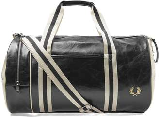 Fred Perry Authentic Classic Barrel Bag