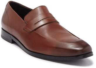 BOSS Leather Loafer