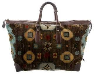 Louis Vuitton Vaslav Carpet Bag