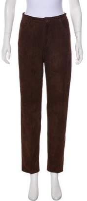 Organic by John Patrick Mid-Rise Straight Pants