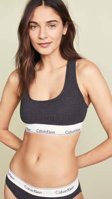 Calvin Klein Underwear Modern Cotton Unlined Bralette
