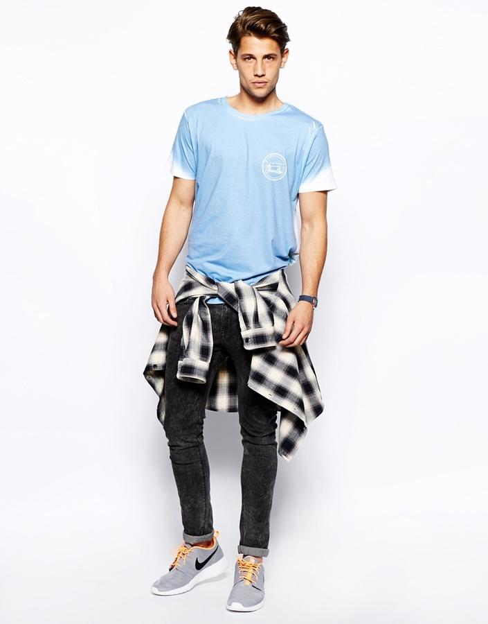 Hot Thunder T-Shirt with Shark Back Print