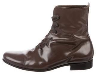 Balenciaga Patent Leather Boots