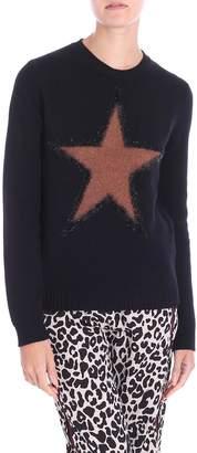 N°21 N.21 Star Intarsia Sweater
