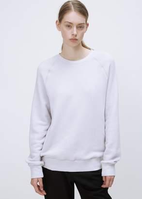 VIDEN Oversized Crewneck Sweatshirt