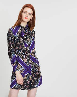 69dc5cb9a7 Dorothy Perkins Black Print Dresses - ShopStyle Australia