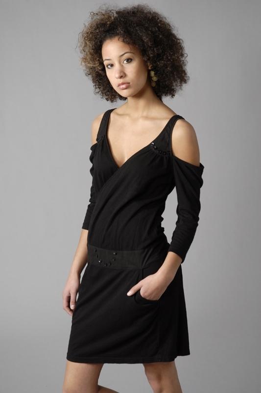 Prairie Underground Jazzy Jersey Dress